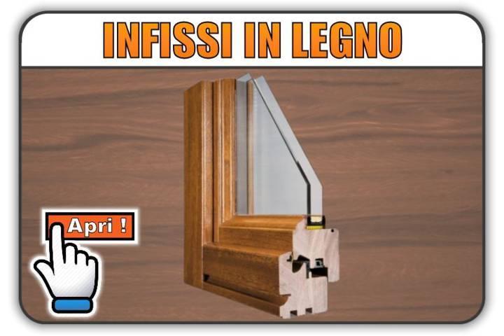 Serramenti Legno Torino