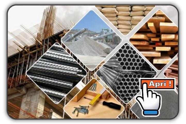 materiali edili Torino e provincia