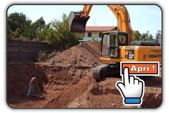 scavi edili a torino