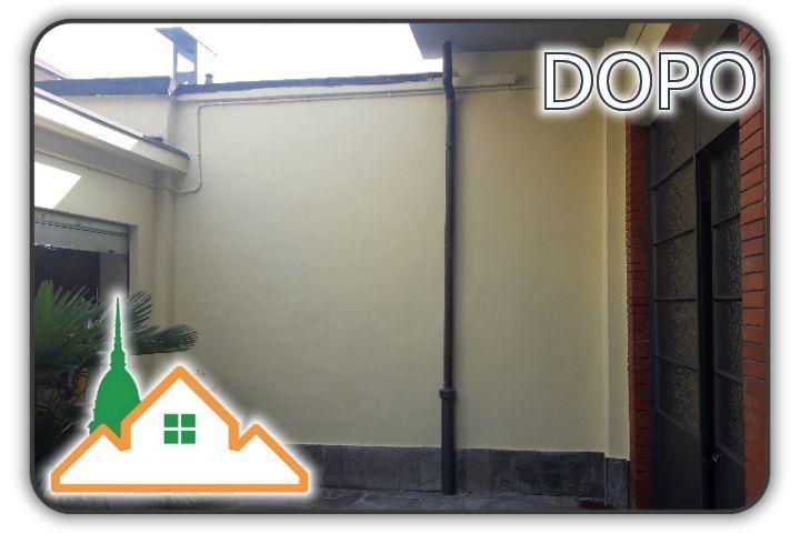 decorazioni facciate Torino