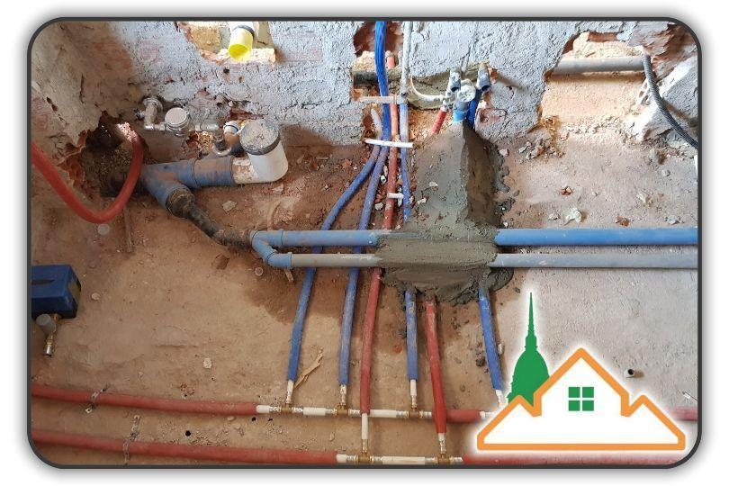 installazione Impianto idraulico Torino