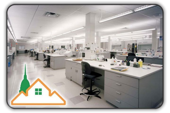 Progettazione laboratori chimici  Torino