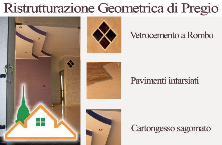 decorazioni geometriche Torino